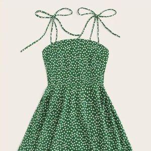 Green sundress